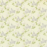 Sanderson Lilacs Lilac / Pink / Green Fabric