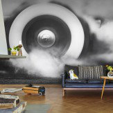 Mr Perswall Burnout Mural - Product code: P161901-8