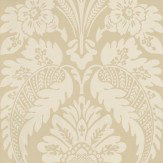 Little Greene Wilton Acre Stone / Beige Wallpaper
