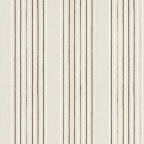 Nina Campbell Abbotsford Grey / White / Gold Wallpaper