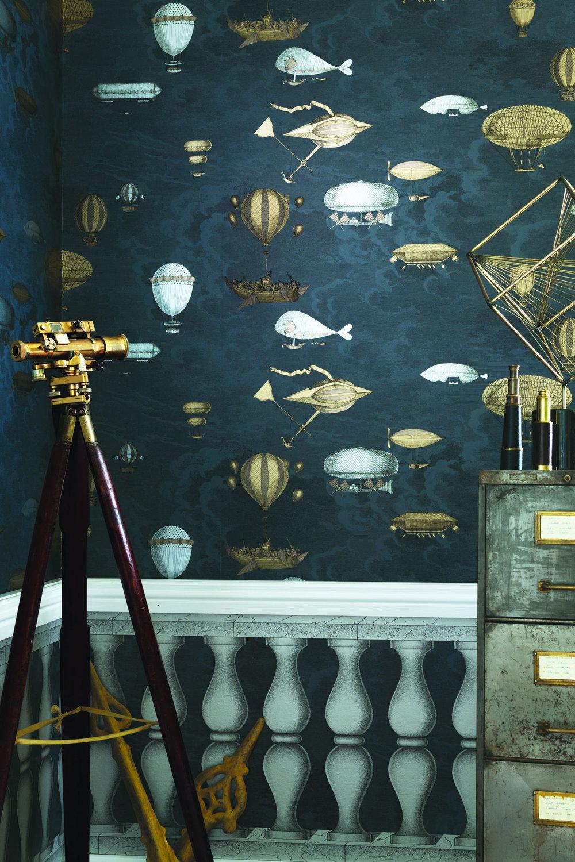 Macchine Volanti By Cole Amp Son Wallpaper Direct