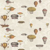 Cole & Son Macchine Volanti Wallpaper