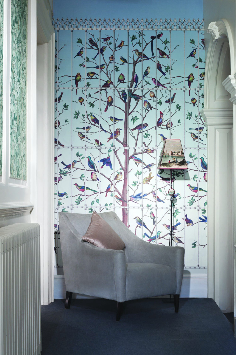 Uccelli by Cole & Son Wallpaper Direct