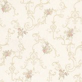 Albany English Classics Green / Cream Wallpaper