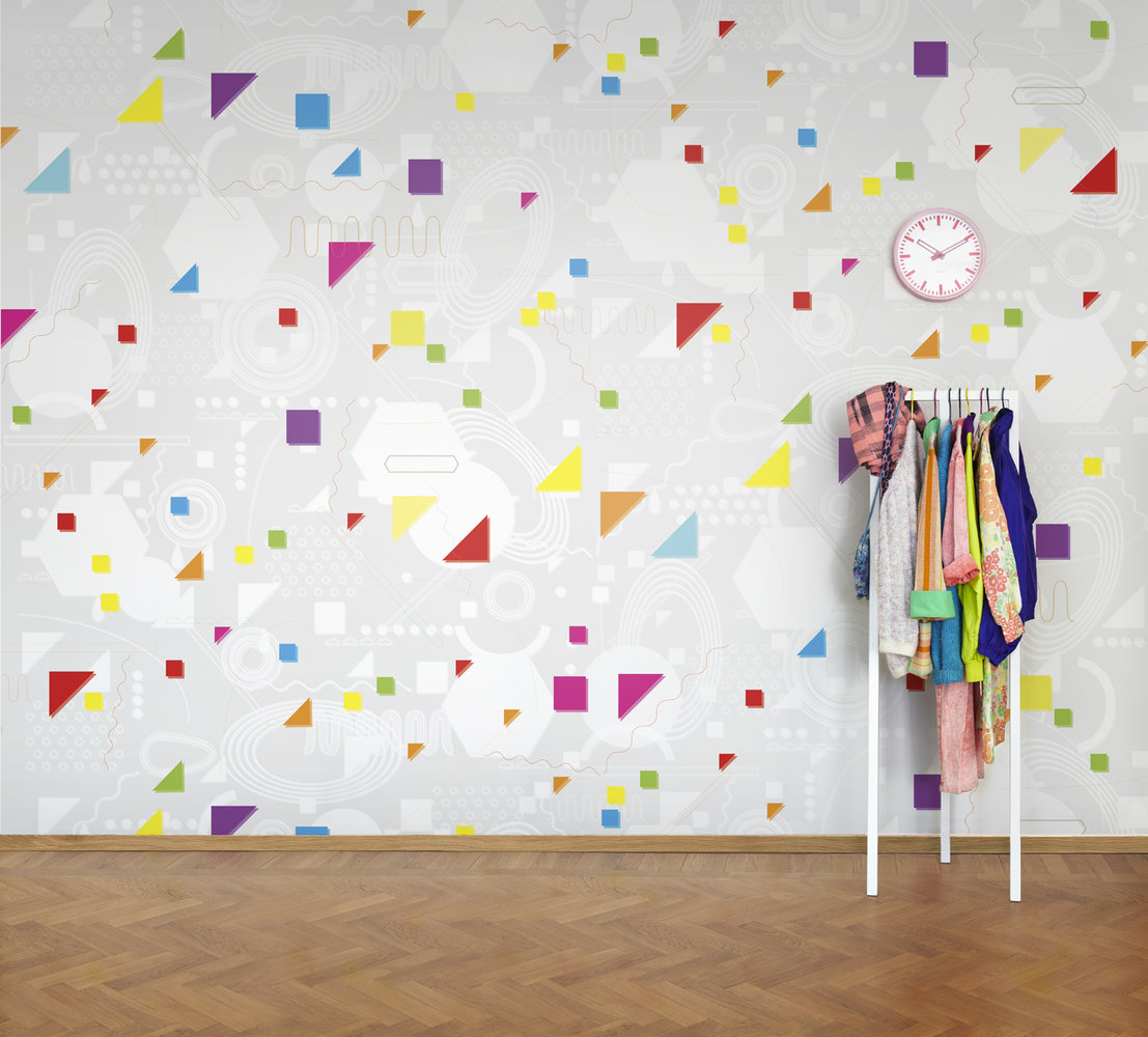 Mr Perswall Space Mural - Product code: P161801-8