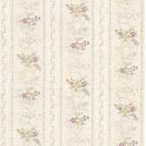 Albany English Classics Pink / Green / Cream Wallpaper