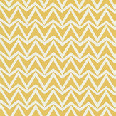 Scion Dhurrie Yellow Fabric - Product code: 120179