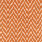 Scion Takumi Orange Fabric
