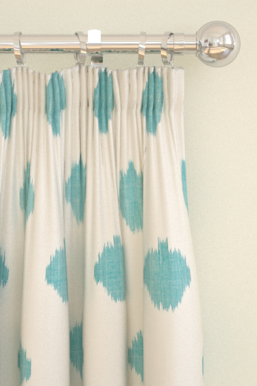 Scion Isamu Blue Curtains - Product code: 130753