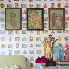 Coordonne Bollywood Mural Wallpaper