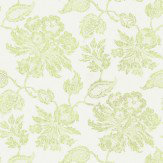 Thibaut Helena Lime Wallpaper - Product code: T4106