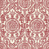 Thibaut Sansome Red Wallpaper - Product code: T4152
