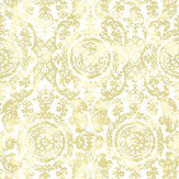 Thibaut Sansome Lime Wallpaper - Product code: T4154