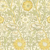 Morris Pink & Rose Yellow / Green Wallpaper - Product code: 212569