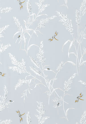 Summertime By Thibaut Blue Wallpaper Direct