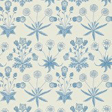 Morris Daisy Blue Wallpaper - Product code: 212561