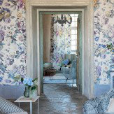 Designers Guild Viola Wallpaper