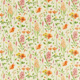 Sanderson Spring Flowers Fabric