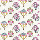Sanderson Beautiful Balloons Multi Fabric - Product code: 232298