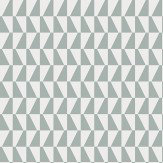 Boråstapeter Scandinavian Designers Duck Egg Blue / Off White Wallpaper