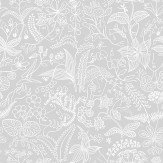 Boråstapeter Scandinavian Designers Dove Grey Wallpaper - Product code: 2745