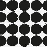 Boråstapeter Scandinavian Designers Black / White Wallpaper - Product code: 2751