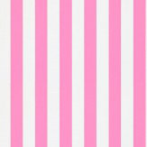 Harlequin Mimi Stripe Candyfloss Pink / Cream Wallpaper - Product code: 110512
