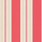 Harlequin Yo Yo Red / Taupe / Cream Wallpaper - Product code: 110527