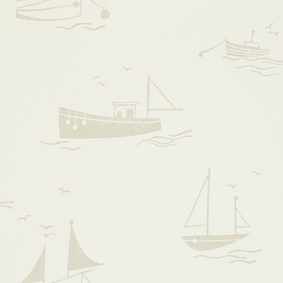 Harlequin Sail Away Cream / Beige Wallpaper - Product code: 110530