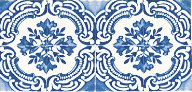 Image of Christian Lacroix Wallpapers Azulejos, PCL014/10