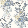 Designers Guild Seraphina Delft Blue Wallpaper