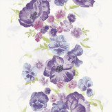 Kandola Grace Wallpaper Pink / Lilac