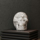Arthouse Silver Skull Large Art