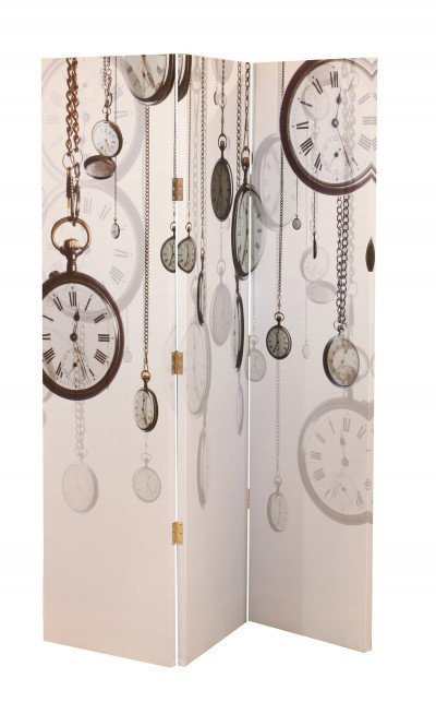 Arthouse Room dividers Pocket Watch Screen, 008200