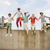 One Direction Mural Jump