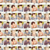 One Direction Mural Collage