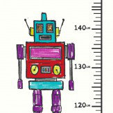 Arthouse Robots Height Chart - Product code: 002849