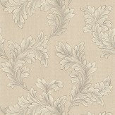 Thibaut Eland Acanthus Stone Wallpaper - Product code: T1056