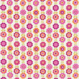 Harlequin Oopsie Daisy Pink / Orange Fabric