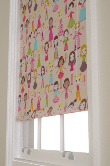Best Of Friends By Harlequin Neutral Multi Wallpaper