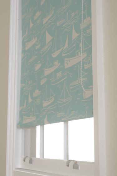 Harlequin Sail Away Aqua Blind - Product code: 120231