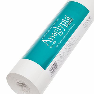 Anaglypta Anaglypta Lining 1000 Single roll Lining Paper - Product code: DC12052005