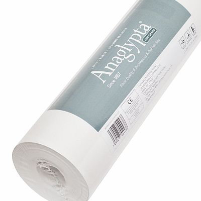 Anaglypta Anaglypta Lining 1200 Single roll Lining Paper - Product code: DC12053005