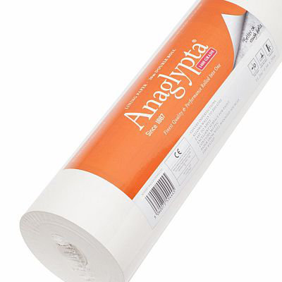 Anaglypta Anaglypta Lining 1400 Single roll Lining Paper - Product code: DC12054005