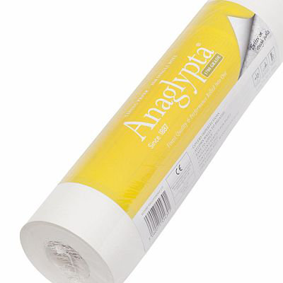 Anaglypta Anaglypta Lining 1700 Single roll Lining Paper - Product code: DC12055005
