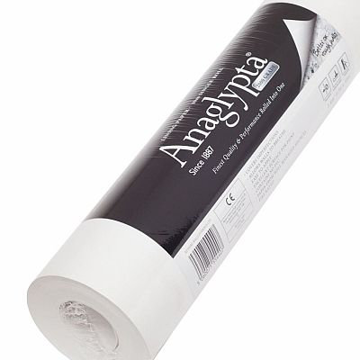Anaglypta Anaglypta Lining 2000 Single roll Lining Paper - Product code: DC12056005