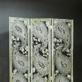 Arthouse Lunar Metal Screen Room Divider