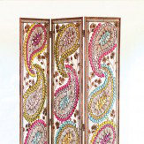 Arthouse Arabian Nights Metal Screen  Room Divider