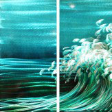 Arthouse Making Waves Art - Product code: 008209