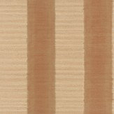 Carlucci di Chivasso Streamline Burnt Gold / Caramel Wallpaper